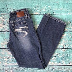 Maurices-Medium Wash Denim Boot Cut Jeans